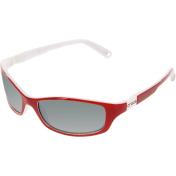 Crocs Children's  1361101 Red Rectangle Sunglasses