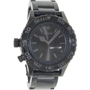 Nixon Women's 42-20 A0351150 Black Stainless-Steel Quartz Watch