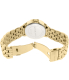 Michael Kors Women's Wren MK3214 Gold Stainless-Steel Quartz Watch - Back Image Swatch