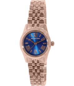Michael Kors Women's Lexington MK3272 Rose Gold Stainless-Steel Quartz Watch