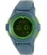 Puma Men's Vertical PU911161002 Teal Plastic Quartz Watch - Main Image Swatch