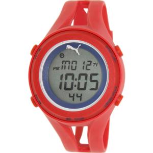 Puma Men's Air PU911171002 Red Resin Quartz Watch
