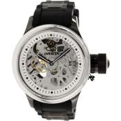 Invicta Men's Russian Diver 17272 Black Silicone Automatic Watch