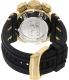 Invicta Men's Subaqua 15926 Black Rubber Swiss Chronograph Watch - Back Image Swatch