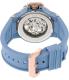Invicta Women's Subaqua 17142 Blue Rubber Automatic Watch - Back Image Swatch
