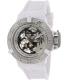 Invicta Women's Subaqua 17143 White Rubber Automatic Watch - Main Image Swatch