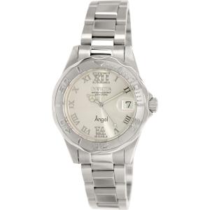 Invicta Women's Angel 14396 Silver Stainless-Steel Swiss Quartz Watch