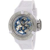 Invicta Women's Subaqua 17144 White Rubber Automatic Watch