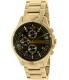Armani Exchange Men's Smart AX2137 Gold Stainless-Steel Quartz Watch - Main Image Swatch