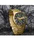 Armani Exchange Men's Smart AX2137 Gold Stainless-Steel Quartz Watch - V4 Image Swatch