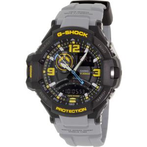 Casio Men's G-Shock GA1000-8A Grey Rubber Quartz Watch