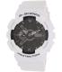 Casio Men's G-Shock GA110GW-7A White Resin Quartz Watch - Main Image Swatch
