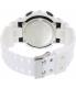 Casio Men's G-Shock GA110GW-7A White Resin Quartz Watch - Back Image Swatch