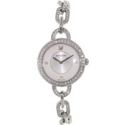 Swarovski Women's Aila 1094376 Silver Stainless-Steel Swiss Quartz Watch