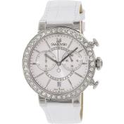 Swarovski Women's Citra 5027127 White Leather Swiss Quartz Watch