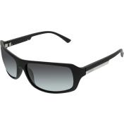 Guess Men's Gradient  GU6820-MBLK-35 Black Rectangle Sunglasses