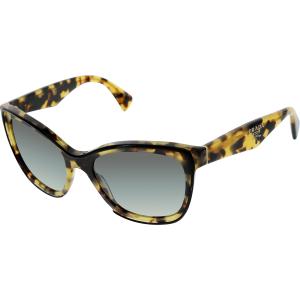 Prada Women's Gradient  PR20PS-NAI3M1-56 Tortoiseshell Butterfly Sunglasses