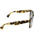 Prada Women's Gradient  PR20PS-NAI3M1-56 Tortoiseshell Butterfly Sunglasses - Side Image Swatch