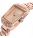 Kenneth Cole Women's New York KC4983 Rose Gold Stainless-Steel Analog Quartz Watch - Side Image Swatch