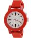 Nixon Women's Gogo A287200 Red Silicone Quartz Watch - Main Image Swatch