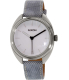 Nixon Women's Wit A318850 Grey Leather Quartz Watch - Main Image Swatch