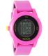 Nixon Women's Genie A326644 Pink Silicone Quartz Watch - Main Image Swatch