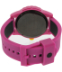 Nixon Women's Genie A326644 Pink Silicone Quartz Watch - Back Image Swatch