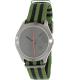 Nixon Men's Quad A3441151 Green Nylon Quartz Watch - Main Image Swatch
