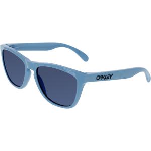 Oakley Men's Frogskins OO9013-36 Blue Square Sunglasses