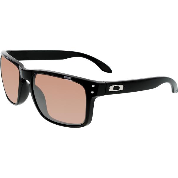 oakley men 39 s holbrook oo9102 55 black rectangle sunglasses. Black Bedroom Furniture Sets. Home Design Ideas