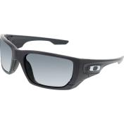 Oakley Men's Polarized Style Switch OO9194-07 Grey Rectangle Sunglasses