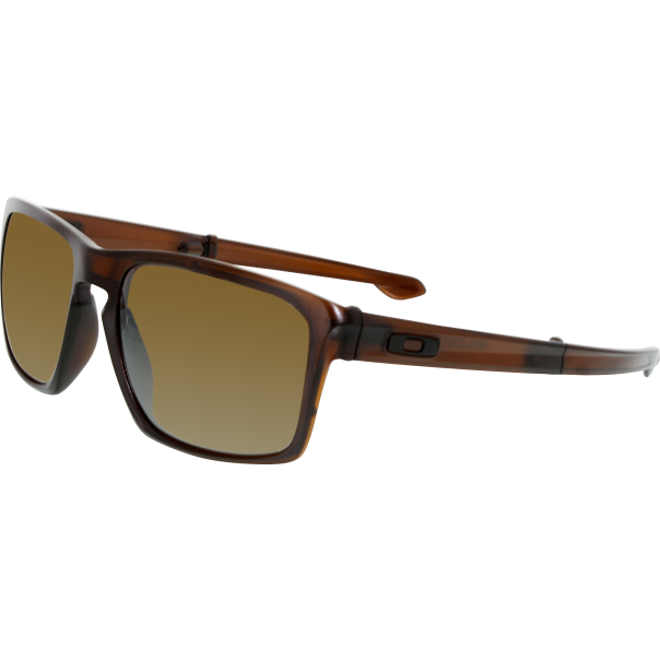 oakley men 39 s polarized sliver f oo9246 05 brown square sunglasses. Black Bedroom Furniture Sets. Home Design Ideas