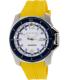 Tommy Hilfiger Men's 1791115 Yellow Rubber Quartz Watch - Main Image Swatch