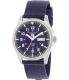 Seiko Men's 5 Automatic SNZG11K Navy Nylon Automatic Watch - Main Image Swatch