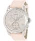 Victorinox Swiss Army Women's 241419 Pink Leather Swiss Quartz Watch - Main Image Swatch