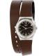 Swatch Women's Irony YSS284 Brown Leather Swiss Quartz Watch - Main Image Swatch