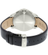 Victorinox Swiss Army Men's Officers 241552 Black Leather Swiss Chronograph Watch - Back Image Swatch