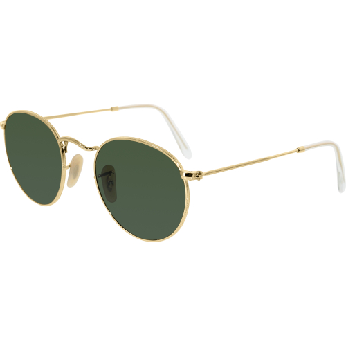 2960068392 ... Green Classic UPC 805289439905 product image for Ray-Ban Women s Icons  RB3447-001-47 Gold
