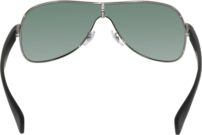 fbc5b15e8f496 Ray Ban Rb3471 Shield Sunglasses « Heritage Malta
