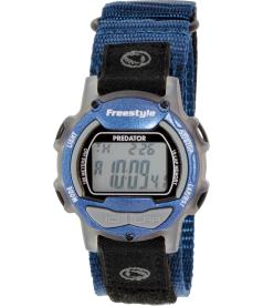 Freestyle Men's Predator 7212227 Blue Cloth Quartz Watch
