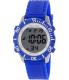Nautica Men's N09932G Blue Silicone Quartz Watch - Main Image Swatch