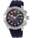 Nautica Men's N18724G Navy Silicone Quartz Watch - Main Image Swatch
