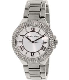 Michael Kors Women's Camille MK3276 Silver Stainless-Steel Quartz Watch