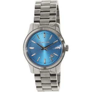 Michael Kors Men's Runway MK5914 Silver Stainless-Steel Quartz Watch