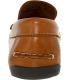 Florsheim Men's Jasper Ankle-High Leather Loafer - Back Image Swatch