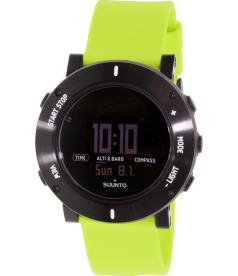 Suunto Men's Core SS020693000 Green Rubber Quartz Watch