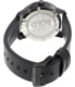 Movado Men's Bold 3600307 Black Leather Swiss Quartz Watch - Back Image Swatch