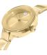 Movado Women's Bold 3600285 Gold Stainless-Steel Swiss Quartz Watch - Side Image Swatch