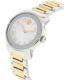 Movado Women's Bold 3600245 Silver Stainless-Steel Swiss Quartz Watch - Side Image Swatch