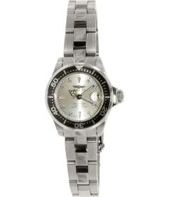 Invicta Women's Pro Diver 14125 Silver Stainless-Steel Quartz Watch
